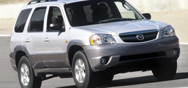 5 Door Mazda Tribute